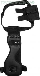 IWEAPONS® Mini/Micro Uzi Drop Leg Holster with Double Mag Pouch