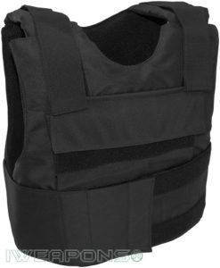 IWEAPONS® Army Protective Bullet Proof Vest IIIA