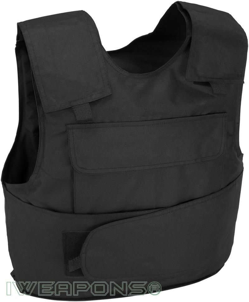 IWEAPONS® Ballistic Bullet Proof Vest IIIA / 3A