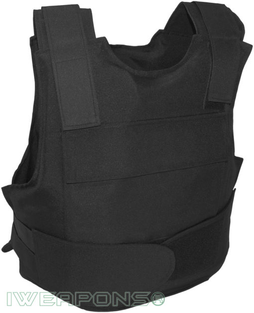 IWEAPONS® Ballistic Elastic Bullet Proof Vest IIIA / 3A