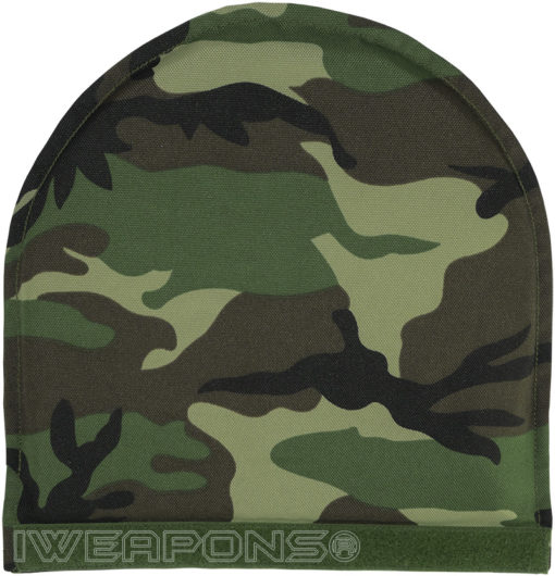 IWEAPONS® Groin Ballistic Protection for Delta Camo Bulletproof Vest