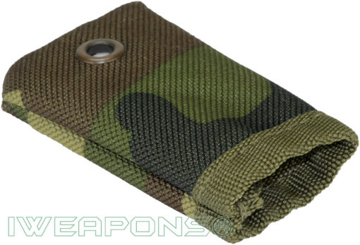 IWEAPONS® IDF Dog Tag Cover - Camo