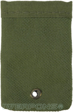 IWEAPONS® IDF Dog Tag Cover - Olive Drab