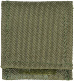 IWEAPONS® IDF Velcro Folding Dog Tag Cover - Green