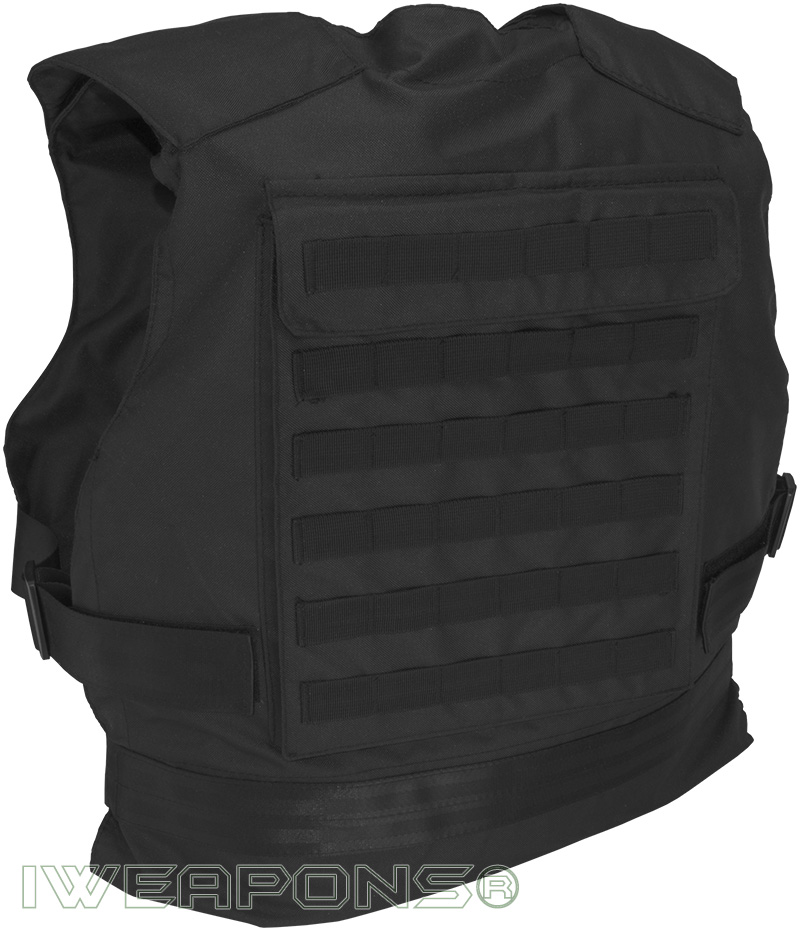 IWEAPONS® SWAT Tactical MOLLE Bullet Proof Vest – IWEAPONS®
