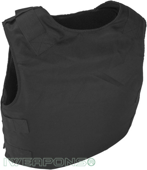 IWEAPONS® Security Guard Bulletproof Vest IIIA / 3A with Mesh
