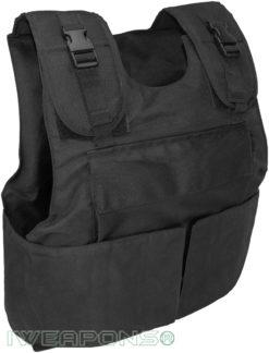 IWEAPONS® Universal Heavy-Duty Patrol Bullet Proof Vest IIIA