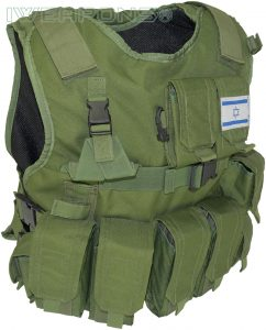 IWEAPONS® Assault Keramon Plate Carrier