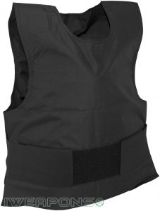 IWEAPONS® Civilian Ultralight Concealed Bulletproof Vest