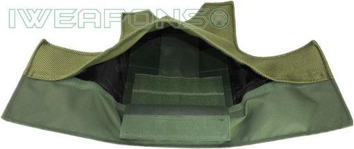 IWEAPONS® Raptor Bulletproof Vest IIIA / 3A