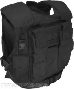 IWEAPONS® SWAT Tactical MOLLE Bullet Proof Vest