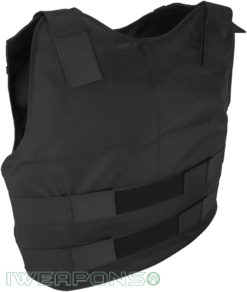 IWEAPONS® Security Guard Bulletproof Vest IIIA / 3A