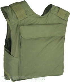 IWEAPONS® Raptor Bulletproof Vest IIIA with Armored Plates
