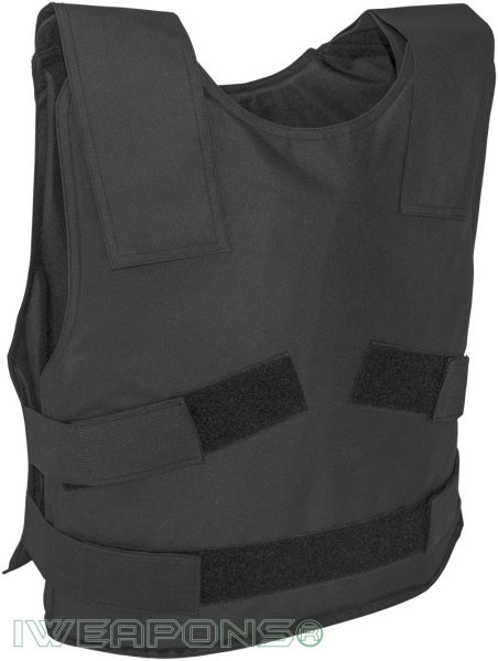 IWEAPONS® Security Ergonomic Concealable Bulletproof Vest