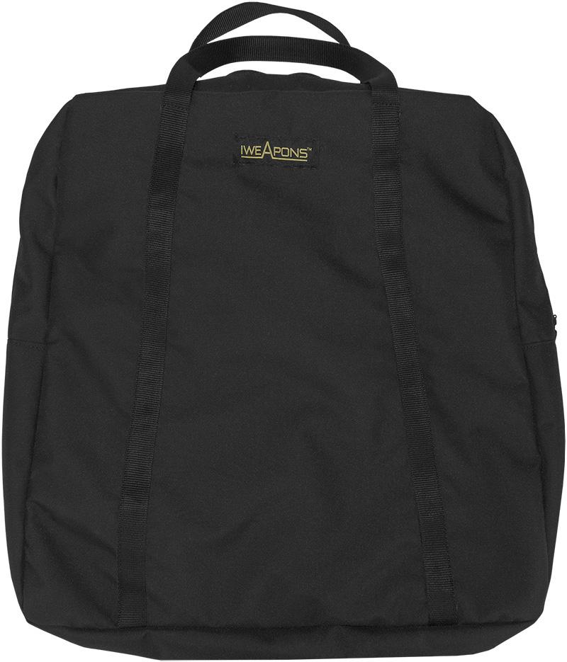 IWEAPONS® Storage Bag for Bulletproof Vest - Black