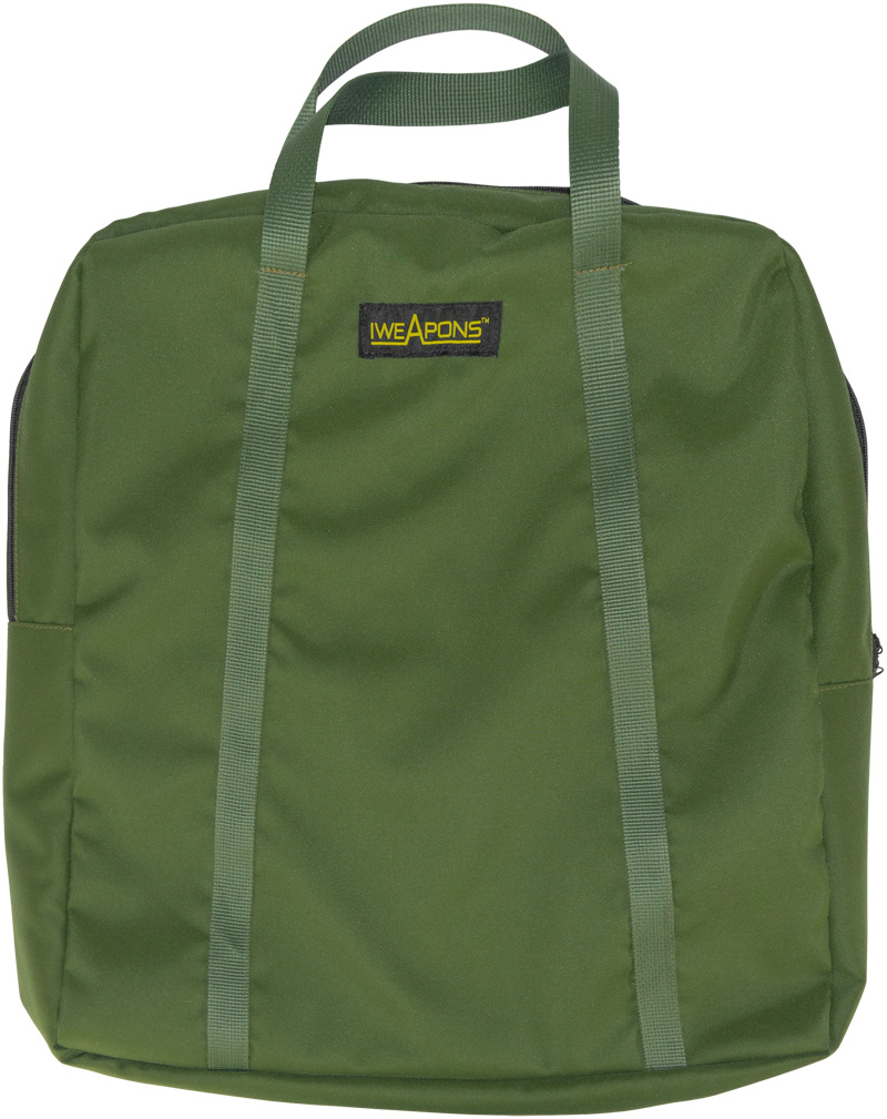 IWEAPONS® Storage Bag for Bulletproof Vest - Green