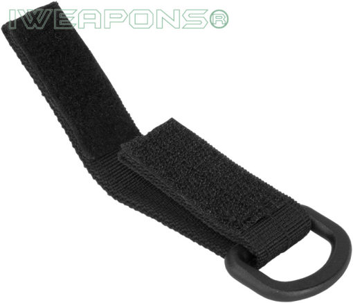 IWEAPONS® D-Ring Attachment for 2inch 5cm Belt - Black