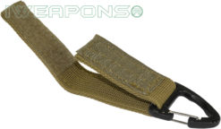 IWEAPONS® Polymer Hook Attachment for 2inch 5cm Belt - Tan
