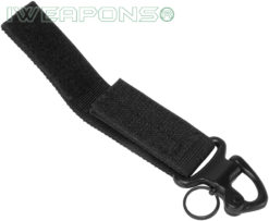 IWEAPONS® Quick Release Hook Attachment for 2inch 5cm Belt - Black