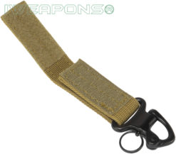 IWEAPONS® Quick Release Hook Attachment for 2inch 5cm Belt - Tan