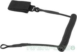 IWEAPONS® Security Belt Cord for Sidearm & Gear - Black
