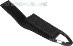IWEAPONS® Polymer Hook Attachment for 2inch 5cm Belt - Black