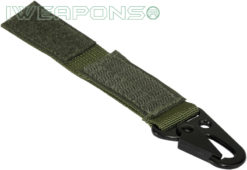 IWEAPONS® Pro Metal Hook Attachment for 2inch 5cm Belt - Green