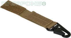 IWEAPONS® Pro Metal Hook Attachment for 2inch 5cm Belt - Tan