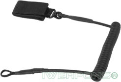 IWEAPONS® Security Belt Cord for Sidearm & Gear - Black