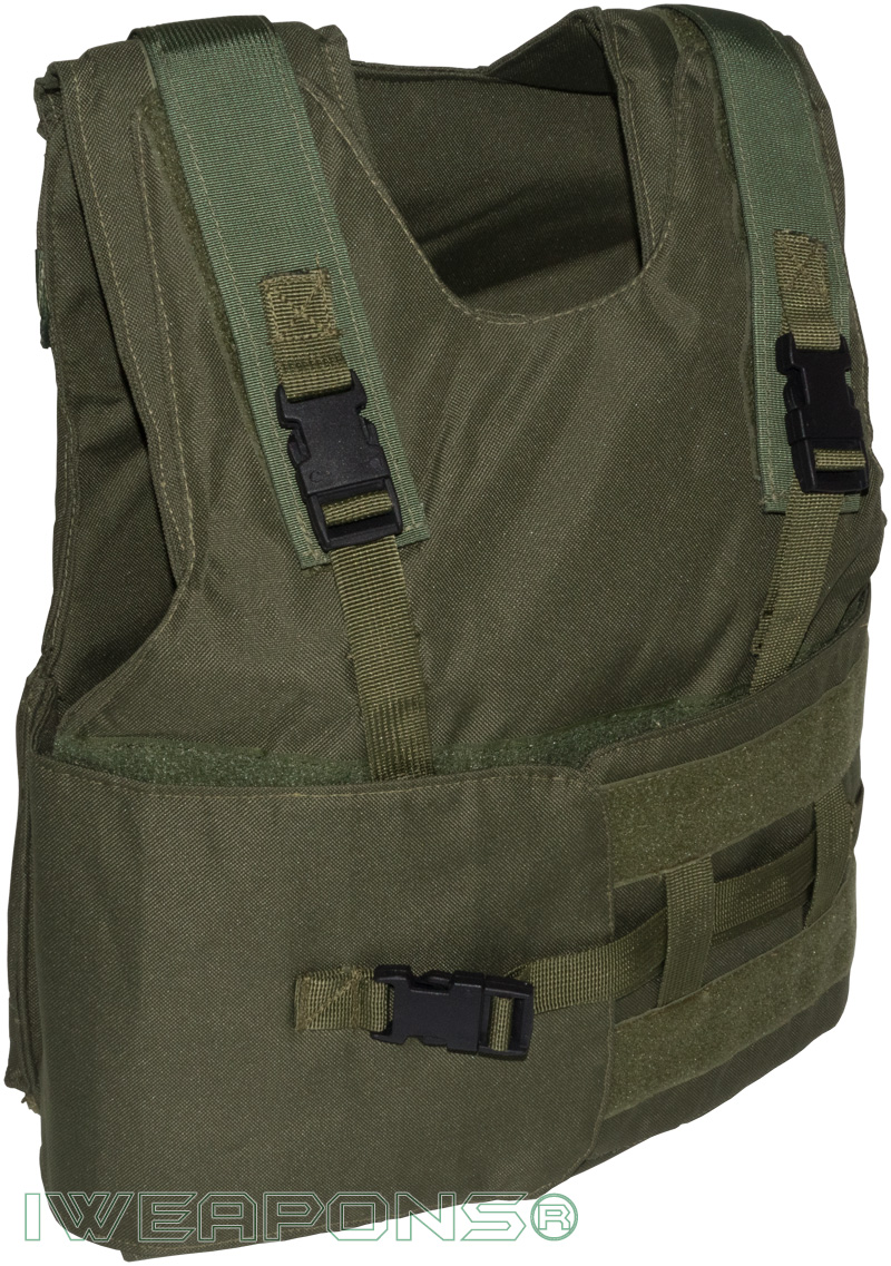 IDF Introducing New Gear After Protective Edge