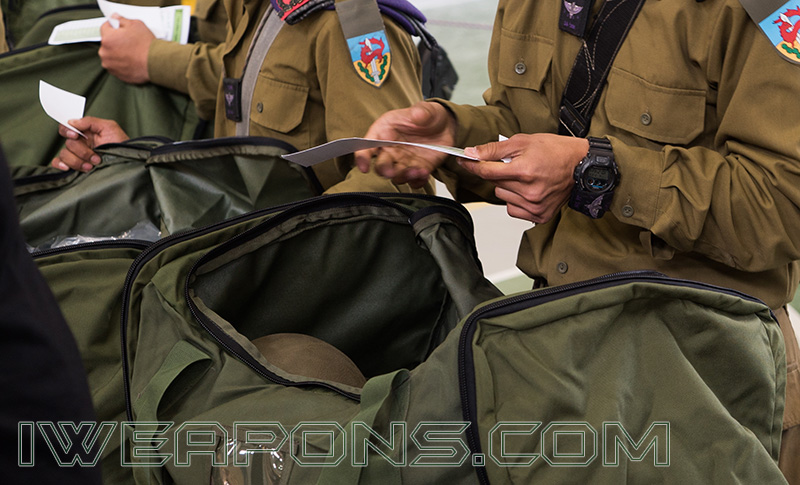 IDF Issues Magnetic Cards for Soldiers to Purchase Gear