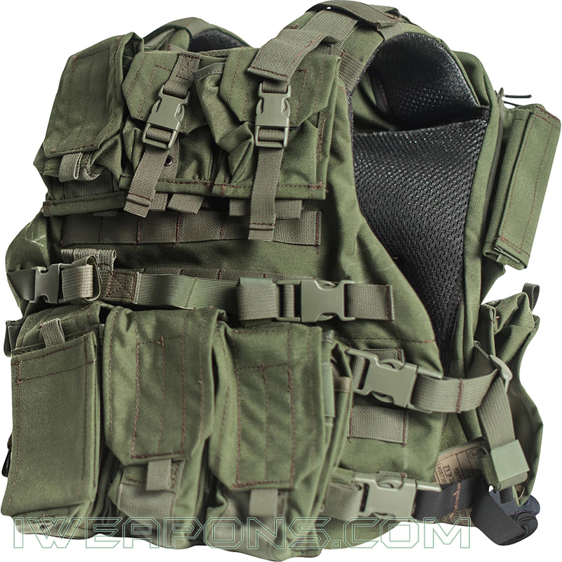 IDF Supplies New Gear as Tactical Bulletproof Vests