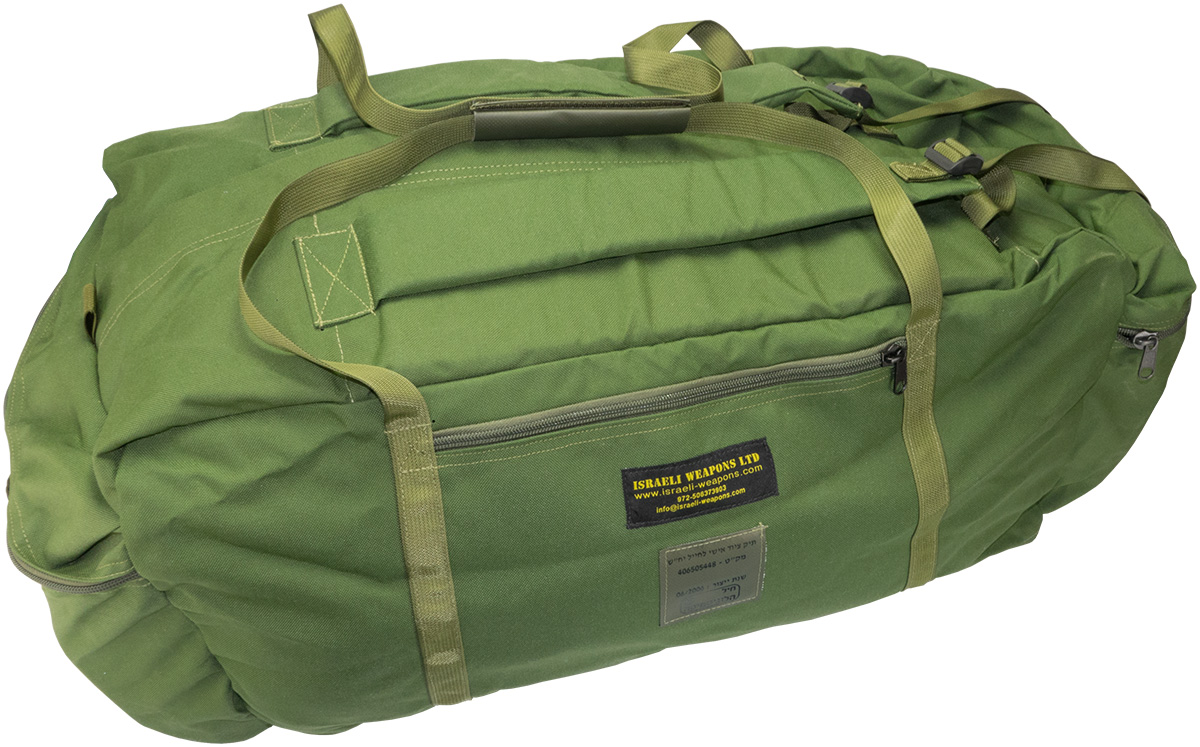 IWEAPONS® 90 Liters IDF Issue Military Duffle Bag – IWEAPONS® 96cc29c961f