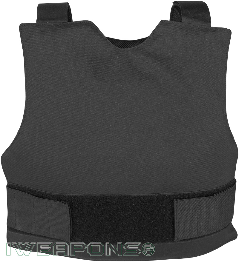 IWEAPONS® Bulletproof Vest with Internal Pockets for Anti-Stab and Anti-Trauma Panels