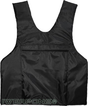 IWEAPONS® Combat Bulletproof Vest Front Panel