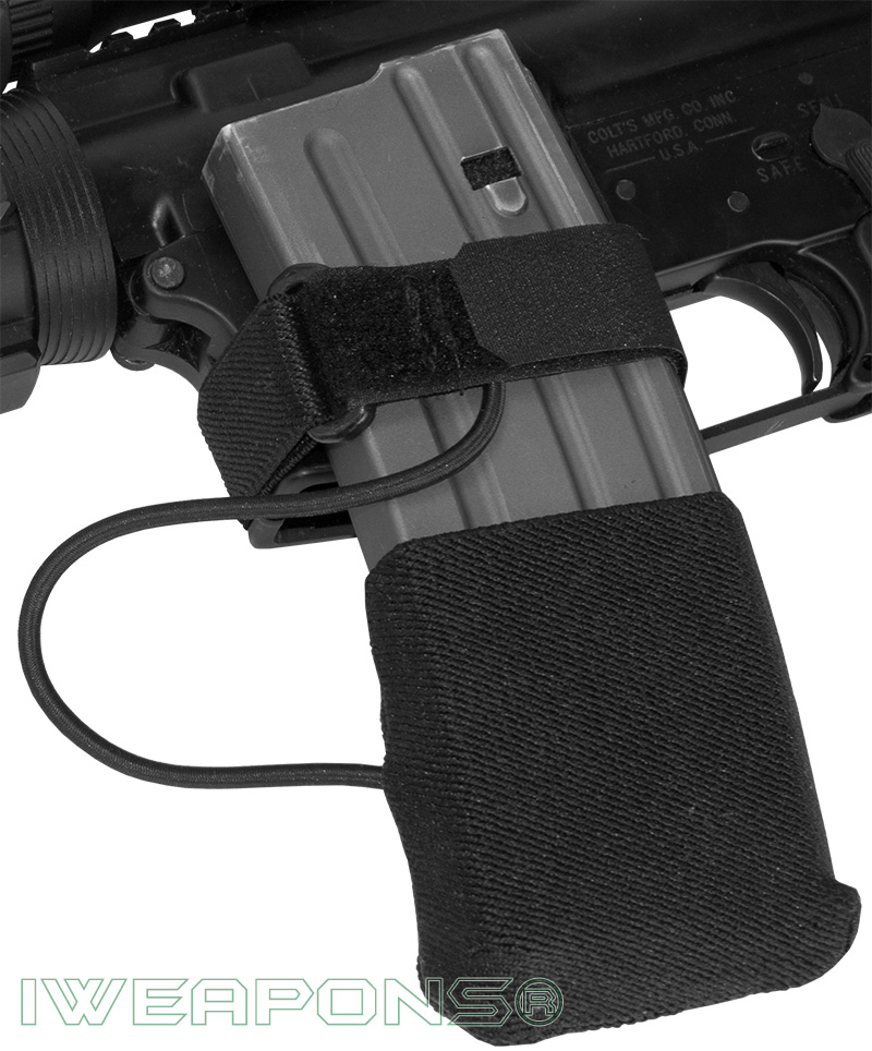 IWEAPONS® Magazine Magwell Holder for Quick Use