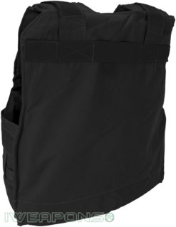 IWEAPONS® Zahal Hashmonai Level III / 3 Bulletproof Vest - Black