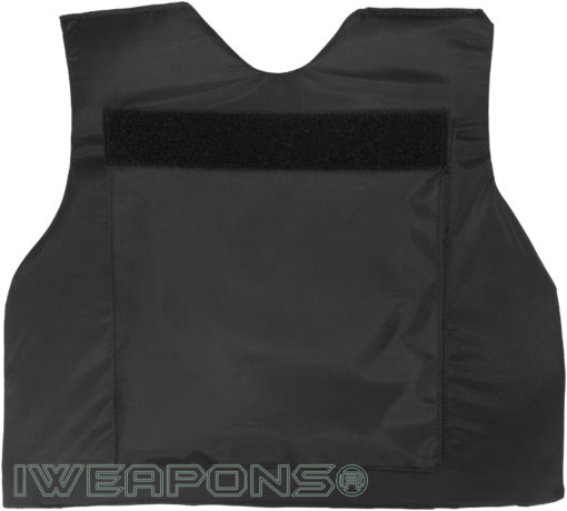 IWEAPONS® Front Ballistic Panel with Pocket for Anti-Stab and Anti-Trauma Panels - Size Medium