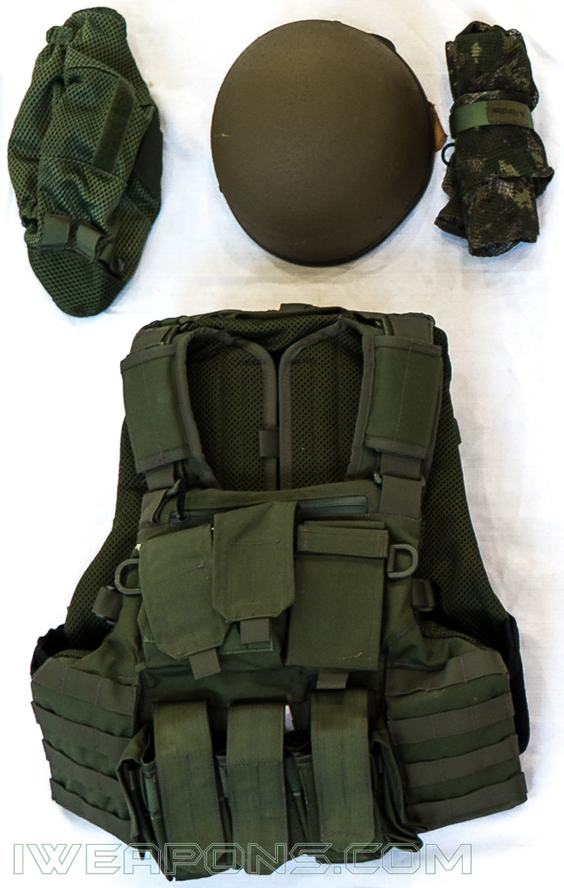 Ministry of Defense Bought New Vests and Other Equipment for IDF