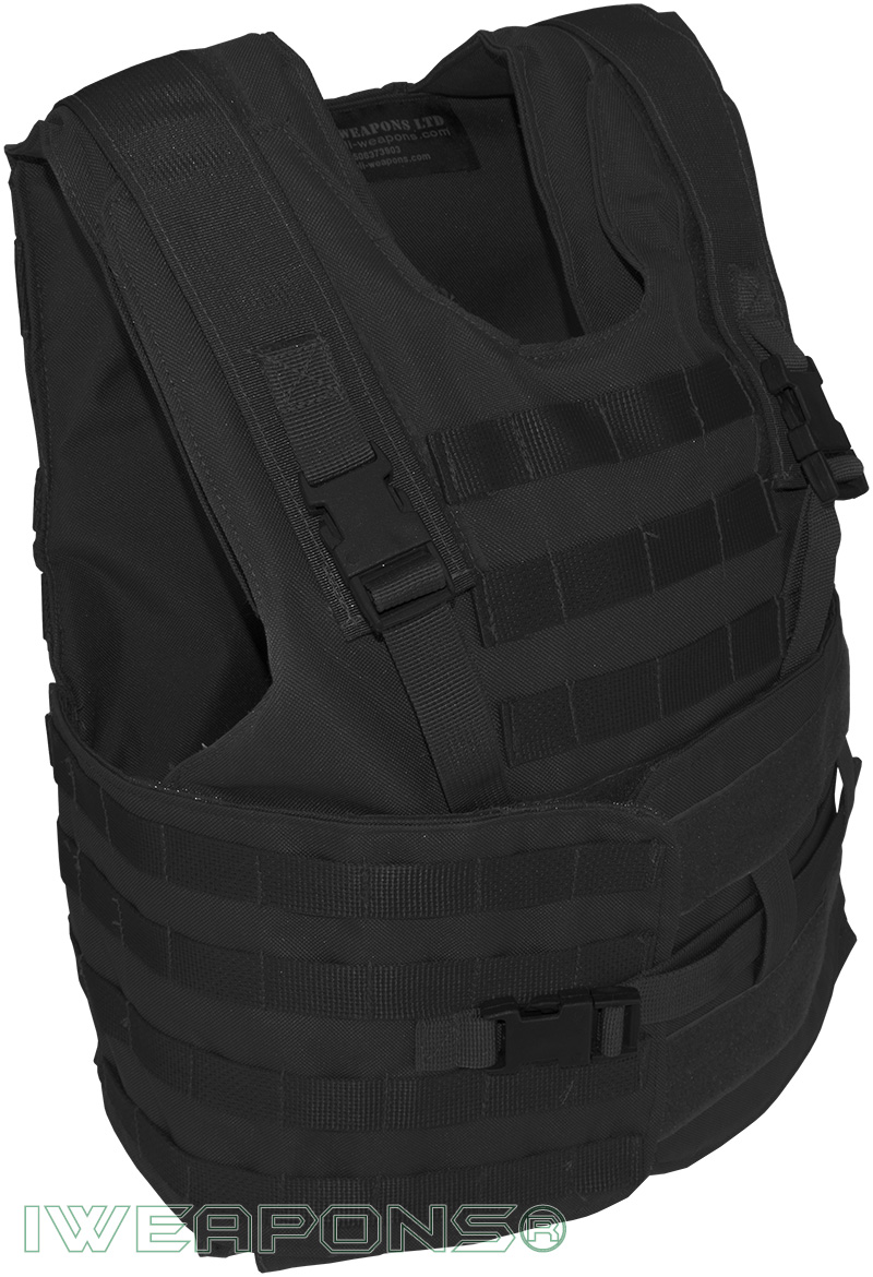New Combat Ceramic Bulletproof Tactical Vest for the IDF