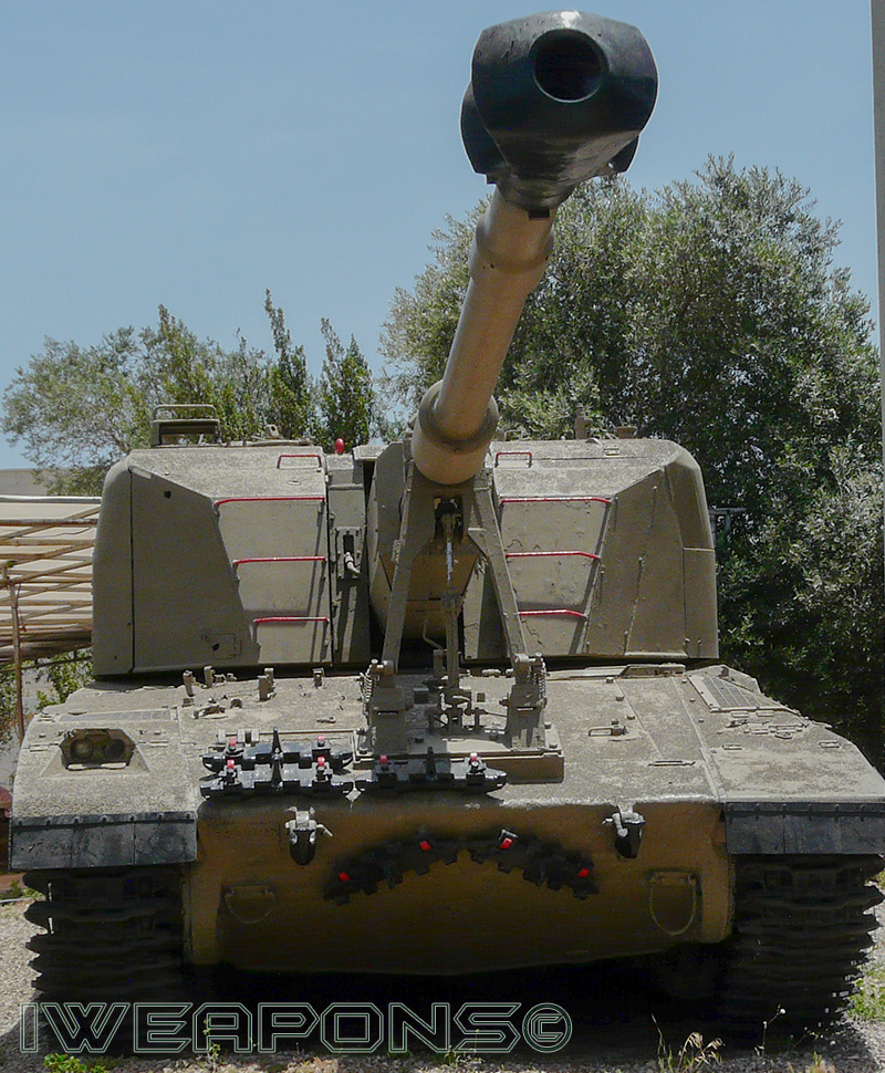 Sholef Self-Propelled Howitzer