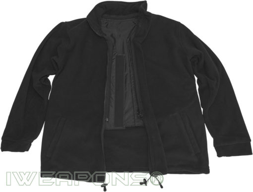 IWEAPONS® Fleece Bulletproof Jacket Undercover Body Armor