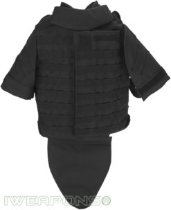 IWEAPONS® MOLLE Full Body Armor Bulletproof Vest