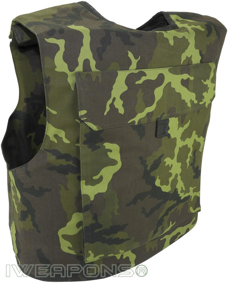 IWEAPONS® Military Patrol Camo Bulletproof Vest