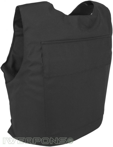 IWEAPONS® Patrol Bulletproof Vest with Universal Pouch and Double Mag Pouches