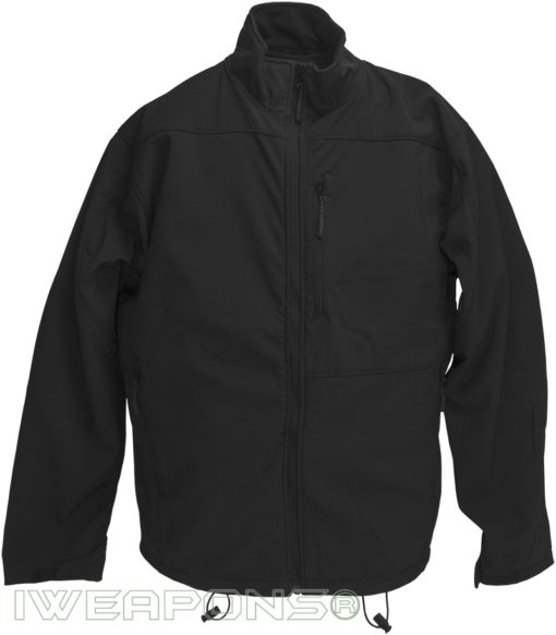 IWEAPONS® Softshell Bulletproof Jacket Undercover Body Armor