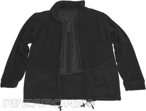 IWEAPONS® Fleece Bulletproof Jacket Undercover Body Armor