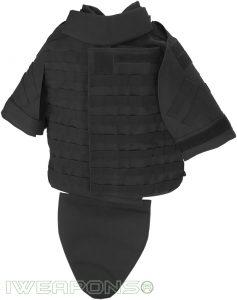 IWEAPONS® MOLLE Full Body Armor Bulletproof Vest