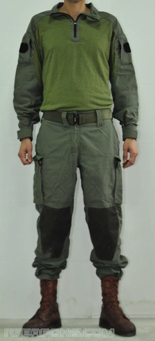 New IDF Uniforms for the Elite Units