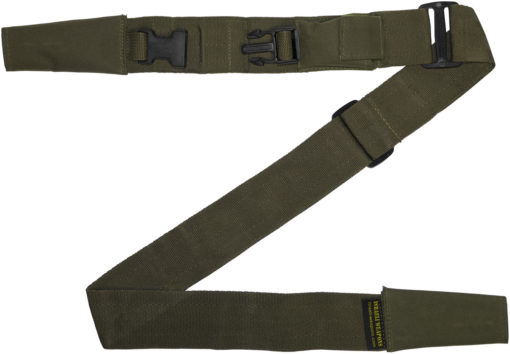IWEAPONS® IDF 2-Point Extended Rifle Sling Infantry Gun Sling – Green